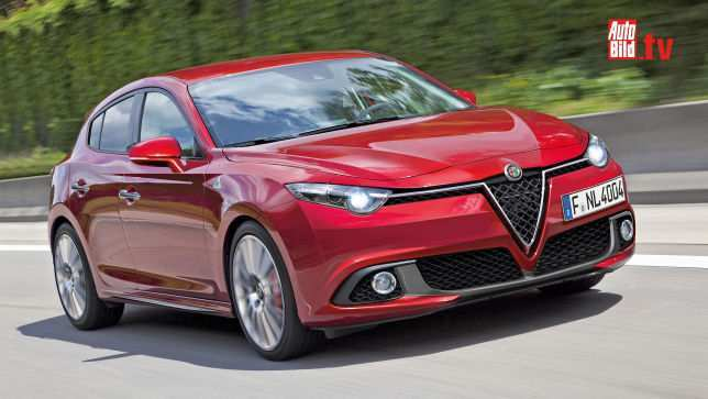 22 The 2019 Alfa Romeo Giulietta Price Design and Review