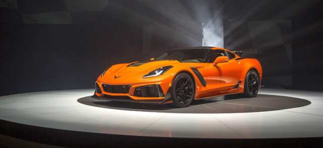 22 The 2019 Chevrolet Corvette Zr1 History