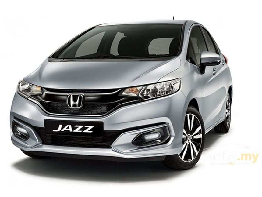 22 The 2019 Honda Jazz Model