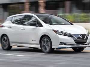 22 The 2019 Nissan Leaf Review Style