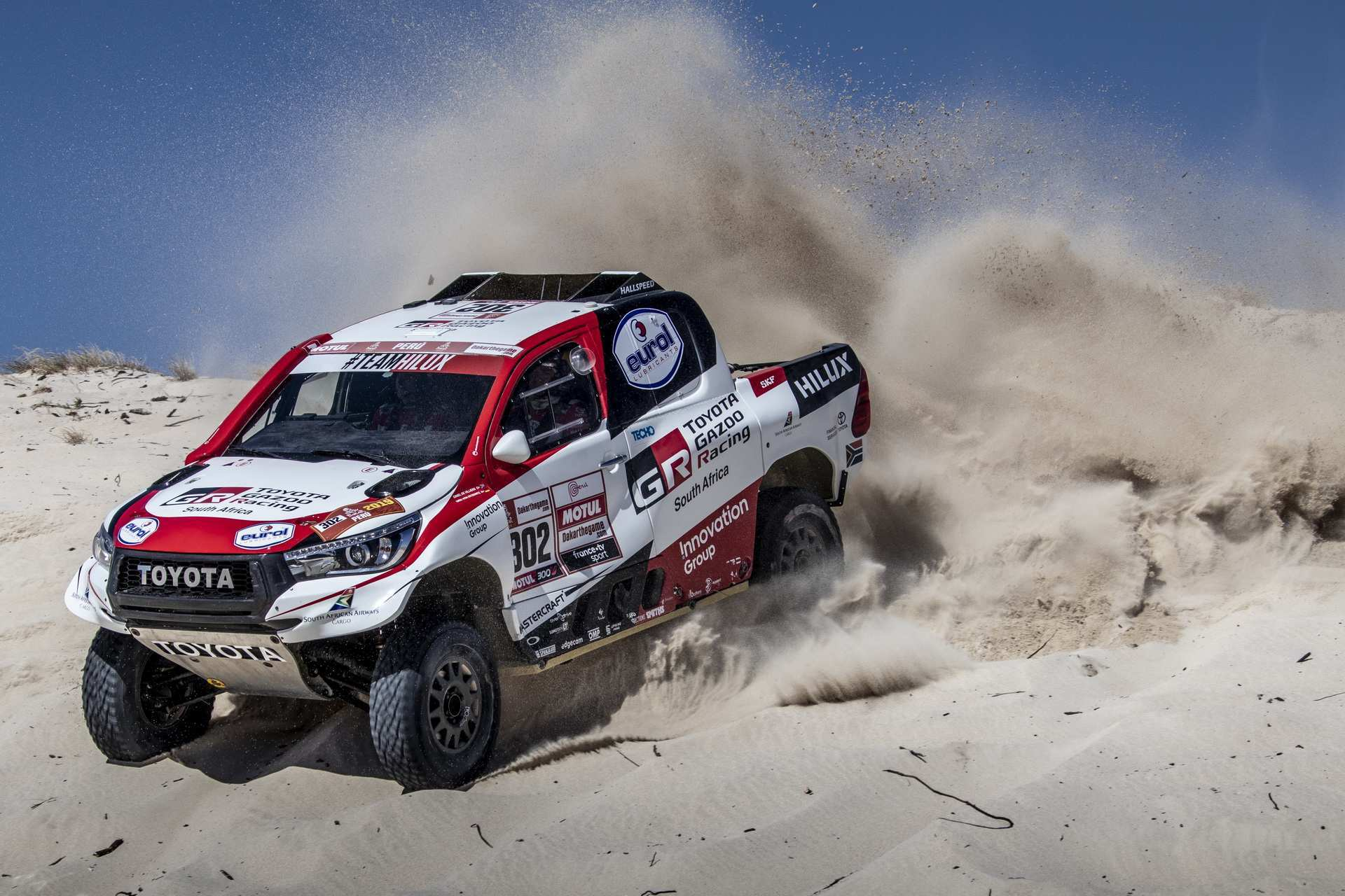 22 The 2019 Toyota Dakar Specs
