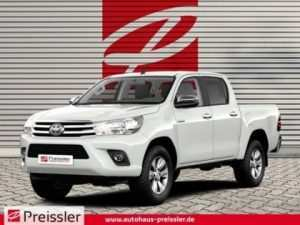22 The 2019 Toyota Hilux Facelift Rumors