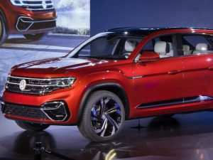 2019 Volkswagen Cross Sport