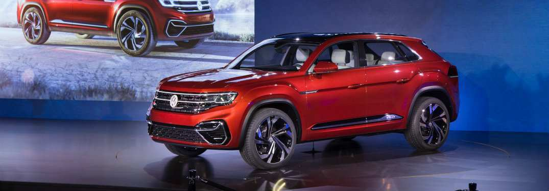22 The 2019 Volkswagen Cross Sport Concept