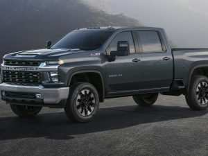22 The 2020 Chevrolet Silverado 2500Hd For Sale Price and Release date