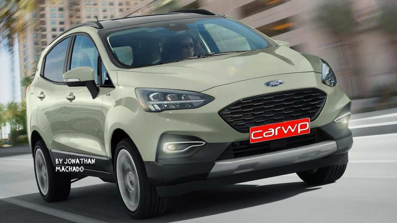 22 The 2020 Ford Ecosport Wallpaper
