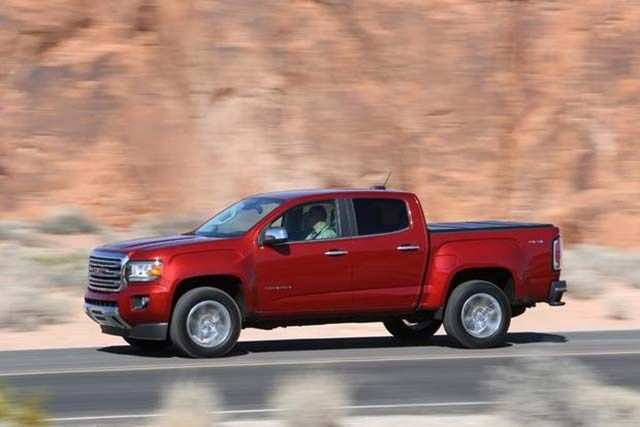 22 The 2020 Gmc Canyon Redesign Rumors