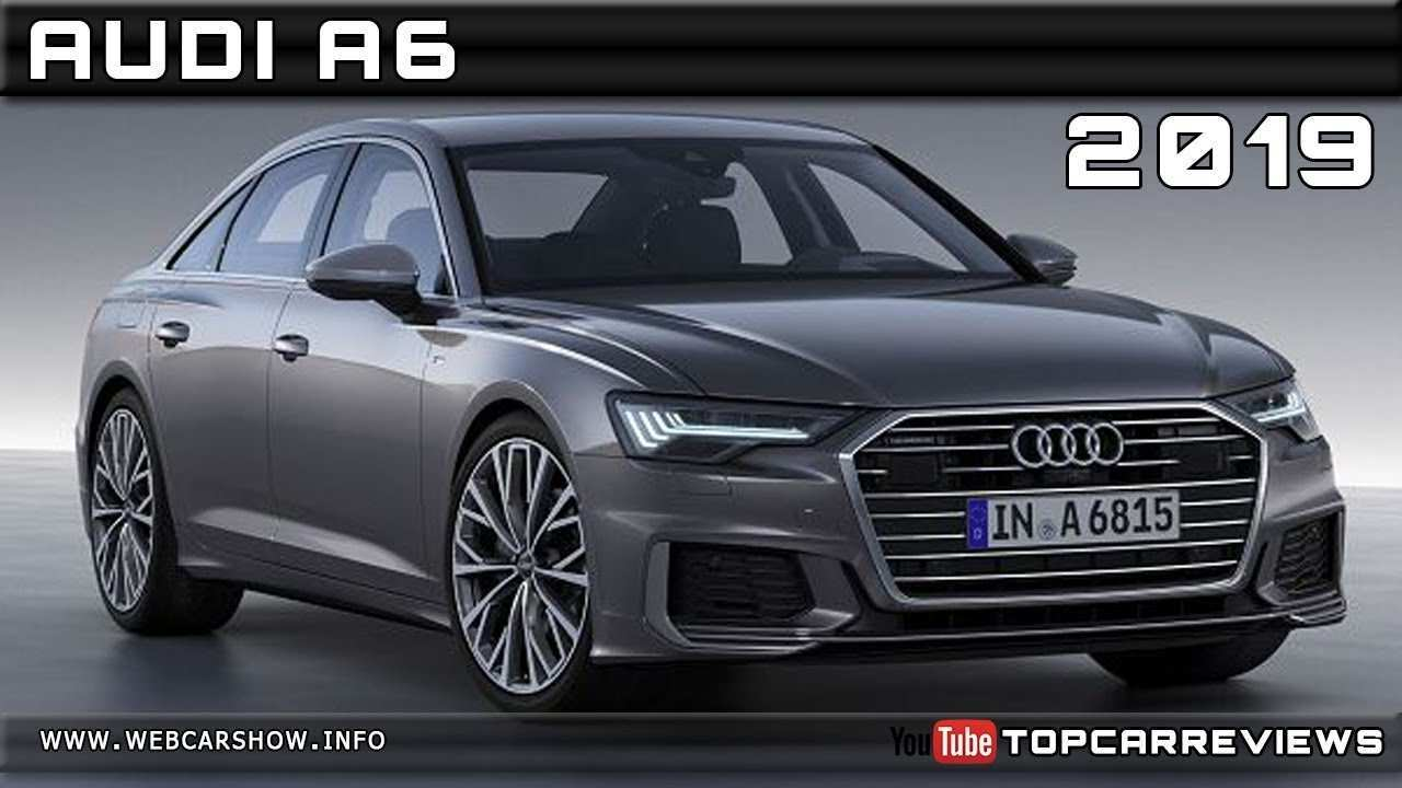 22 The Best 2019 Audi A6 Specs New Model And Performance