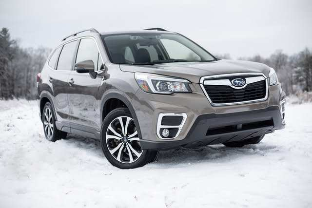 22 The Best 2019 Subaru Forester Xt Touring Model