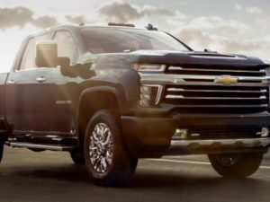 22 The Best 2020 Chevrolet 2500 High Country Spy Shoot