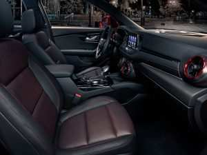 22 The Best Chevrolet Blazer 2020 Interior Price and Release date