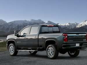 22 The Best Chevrolet New Trucks 2020 Model