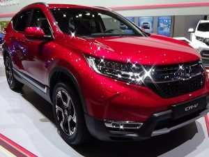 22 The Best Honda Crv 2020 Concept and Review