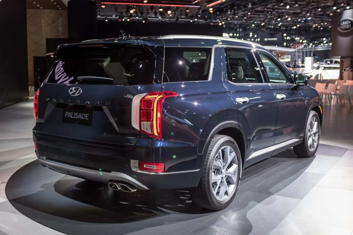 22 The Best How Much Is The 2020 Hyundai Palisade Spesification