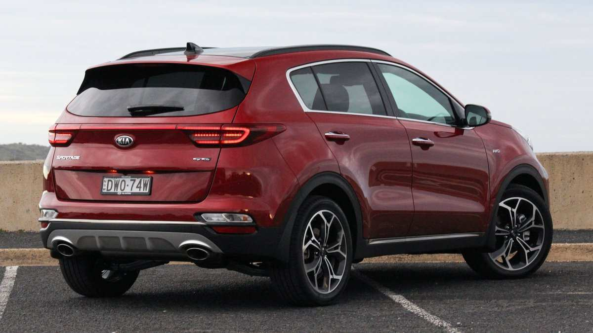 22 The Best Kia Sportage Gt Line 2019 Prices