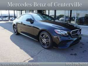 22 The Best Mercedes E450 Coupe 2019 Spy Shoot