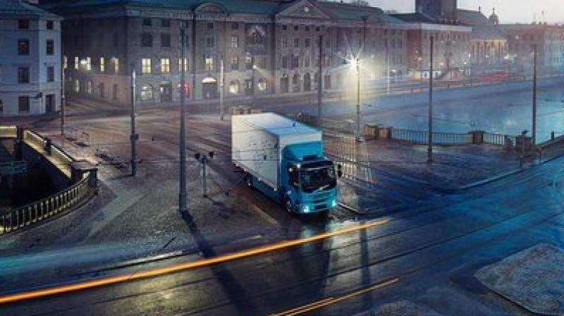 22 The Best Volvo Electric Truck 2020 Pictures