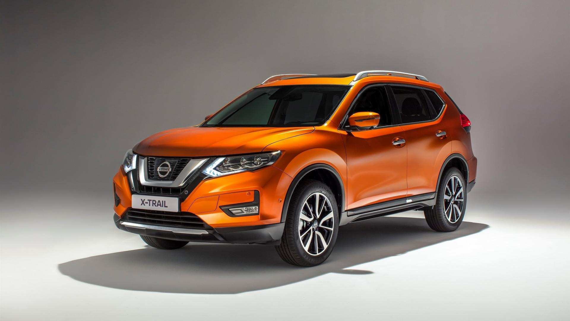 22 The Nissan X Trail Hybrid 2020 Picture
