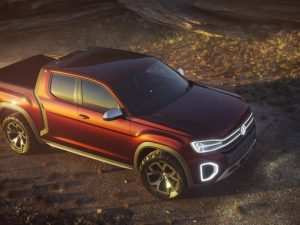 22 The Volkswagen Pickup 2020 Picture