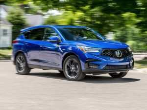 23 A 2019 Acura Rdx Changes Exterior and Interior