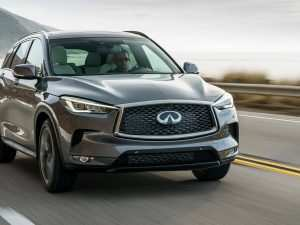 23 A 2019 Infiniti Qx50 Weight Redesign and Concept