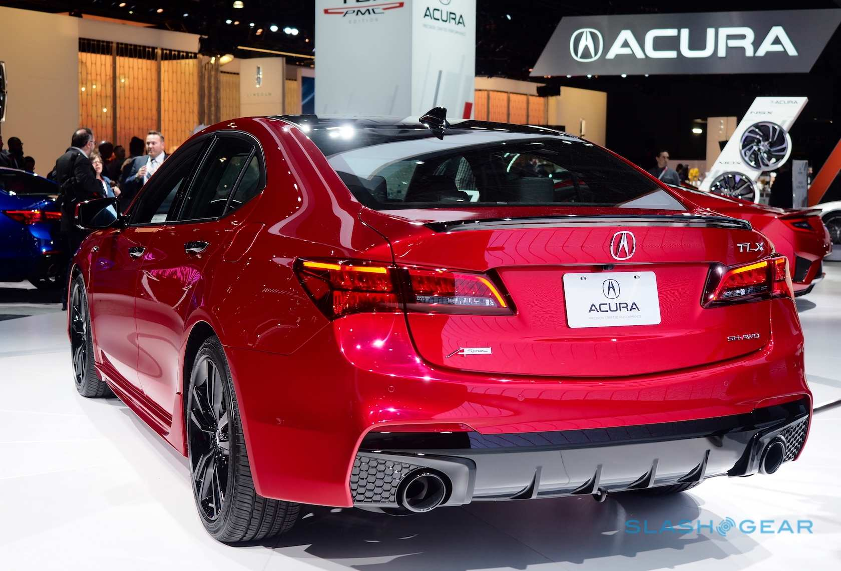 23 A 2020 Acura Tlx Pmc Edition Reviews