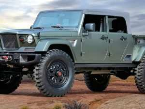 23 A 2020 Jeep Gladiator Jt Pickup Images