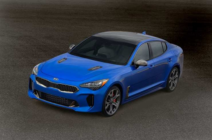 23 A 2020 Kia Stinger Gt Performance And New Engine