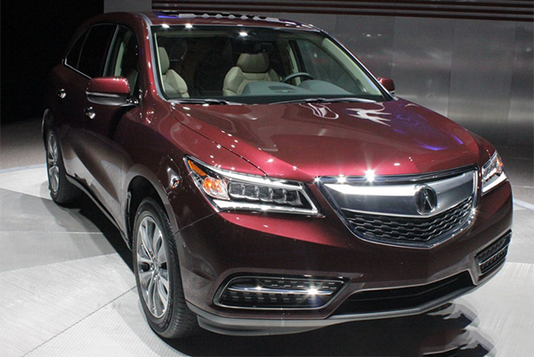 23 A Acura Mdx Changes For 2020 Reviews