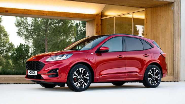 23 A Ford Kuga 2020 Release Date Prices