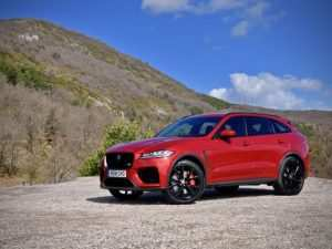 23 A Jaguar Suv 2020 Performance