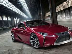 23 A Lexus New Models 2020 Interior