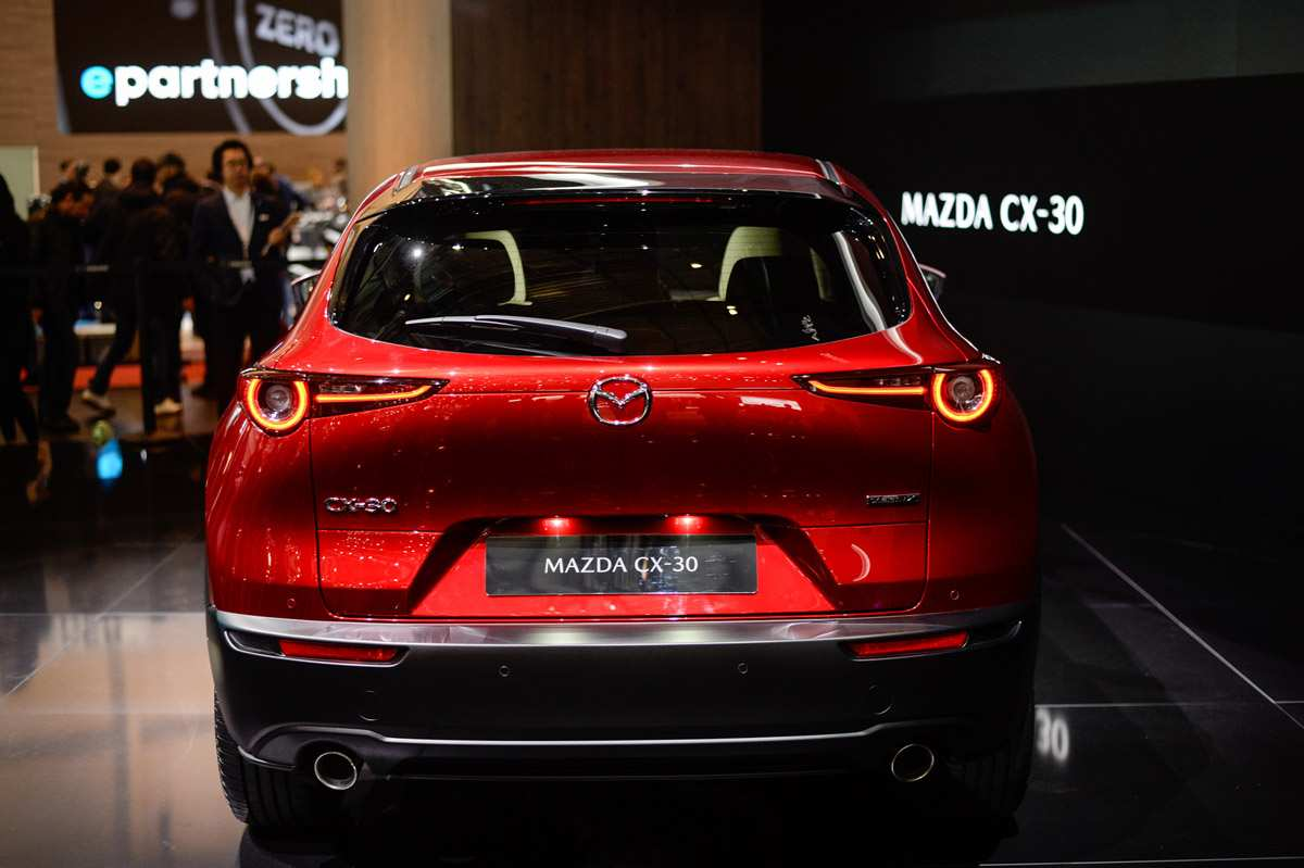 23 A Mazda New Cars 2020 Performance And New Engine