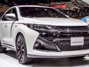 23 A Toyota Harrier 2020 Price Design and Review