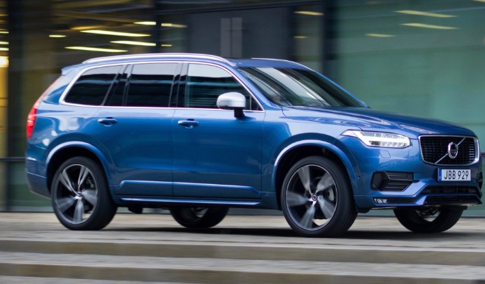 23 A Volvo Xc90 2020 Release Date Concept