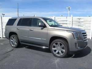 23 All New 2019 Cadillac Escalade Price Price and Review