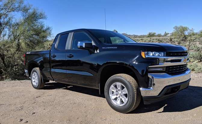 23 All New 2019 Chevrolet Silverado 1500 Review Price And Review