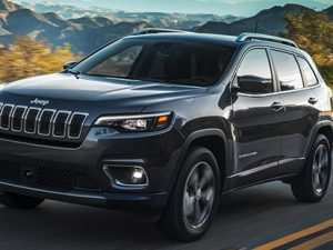23 All New 2019 Jeep Pictures Images