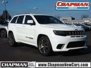 23 All New 2019 Jeep Trackhawk New Model and Performance