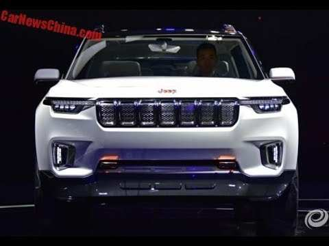 23 All New 2019 Jeep Yuntu Release Date And Concept