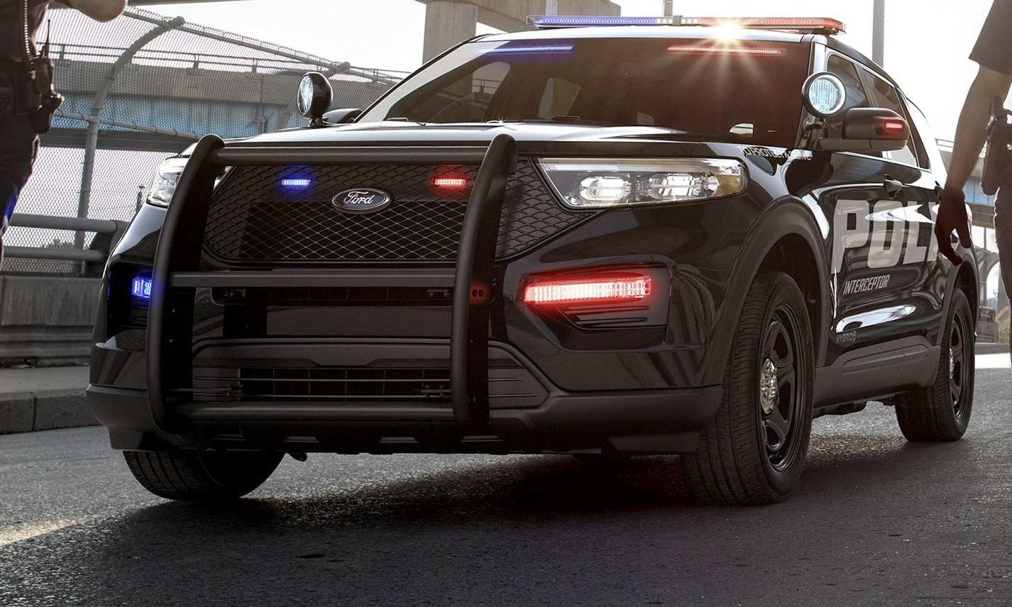 23 All New 2020 Ford Police Interceptor Utility New Review