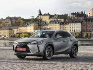 23 All New 2020 Lexus Ux Hybrid Redesign and Concept