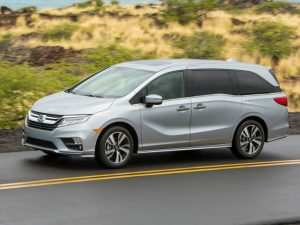 23 All New Honda Odyssey Type R 2020 Exterior