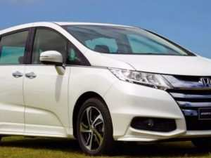 23 All New Honda Odyssey Type R 2020 New Review