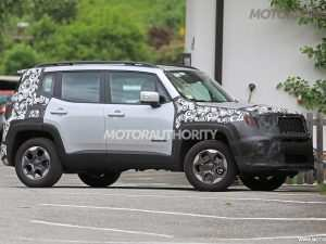 23 All New Jeep Renegade 2020 Model