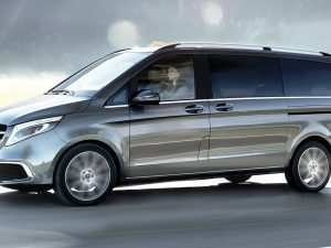 23 All New Mercedes Vito 2019 Release Date and Concept