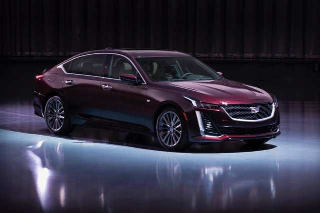 23 All New Photos Of 2020 Cadillac Ct5 Exterior