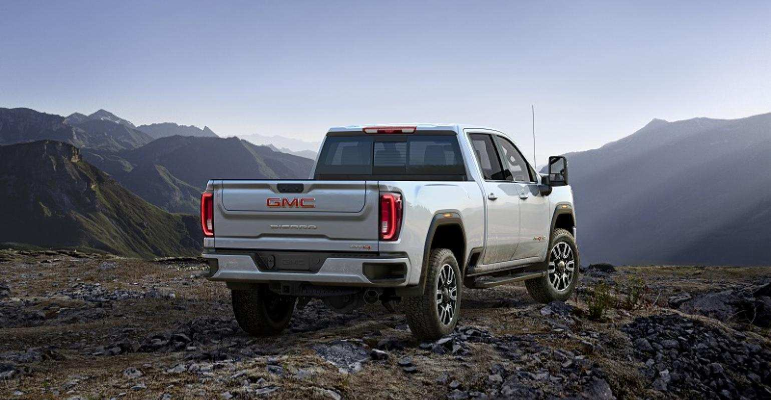 23 All New Pictures Of 2020 Gmc 2500Hd New Model And Performance