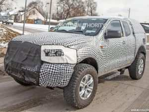 Pictures Of The 2020 Ford Bronco