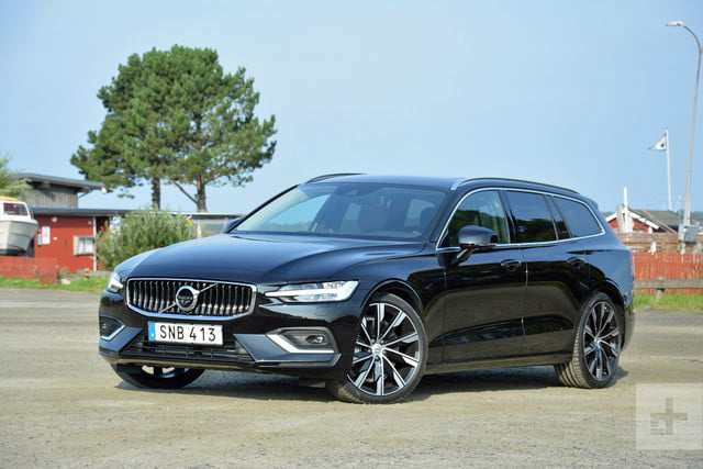 23 All New Volvo V60 2019 Price and Review